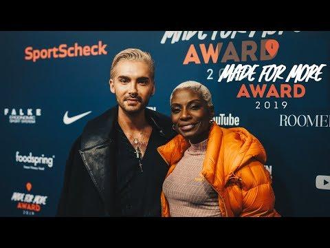 Bill Kaulitz im Interview I Made For More Award 2019 I SportScheck
