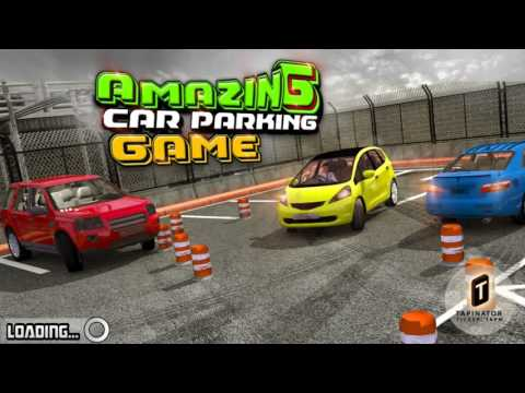 Amazing Car Parking Game Gameplay (Android)