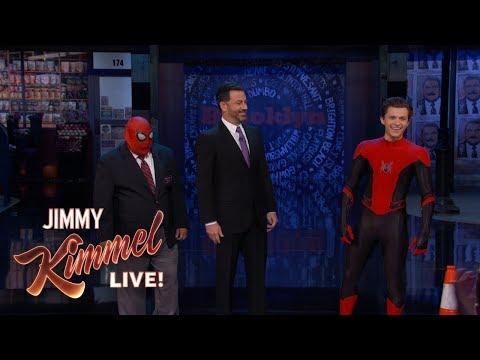 Guillermo vs Spider-Man Tom Holland - UCa6vGFO9ty8v5KZJXQxdhaw