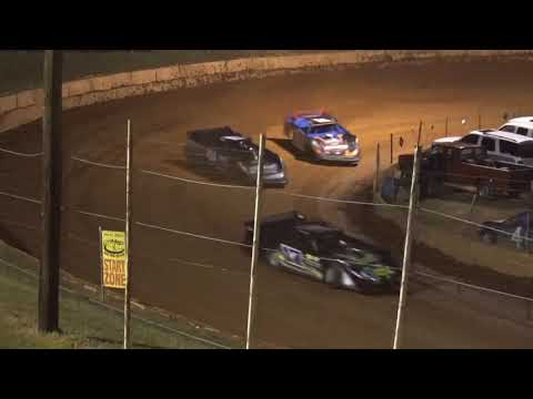 Limited Late Model at Winder Barrow Speedway September 11th 2021 - dirt track racing video image