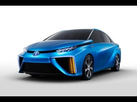 Toyota's Fuel Cell Vehicle Is A Different Take on Electric Cars! - UCFmHIftfI9HRaDP_5ezojyw