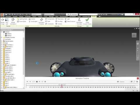 Autodesk Inventor: Rendering & Animation | What is rendering?