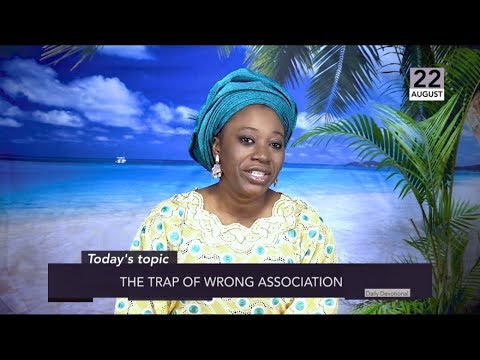 Dr Becky Paul-Enenche - SEEDS OF DESTINY  THURSDAY 22ND AUGUST, 2019