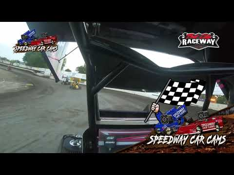 #9 Abigayle Lett -Restrictor - 5-7-2021 Port City Raceway - In Car Camera - dirt track racing video image