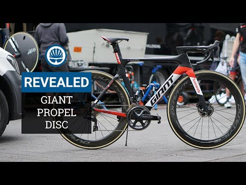 Giant Propel Disc - First Look