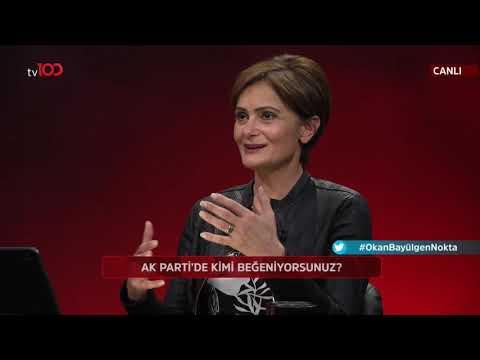 Canan Kaftancıoğlu AK Parti'de beğendiği isimleri açıkladı