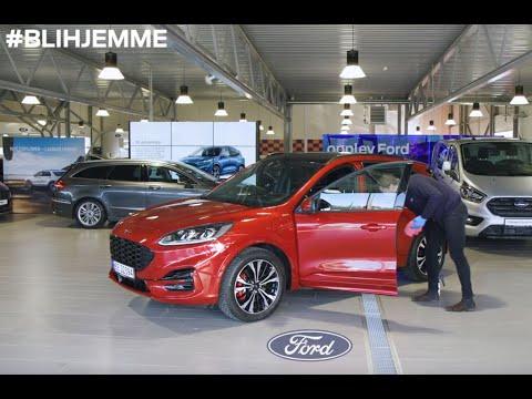Desinfisering av nybil og demobil | Ford Norge