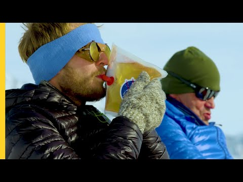 How To Go On The Snow - The South Pole Energy Challenge   #makethefuture