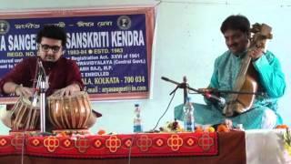 Tabla Solo at Behala Blind School, Kolkata - sourabhgoho , Classical
