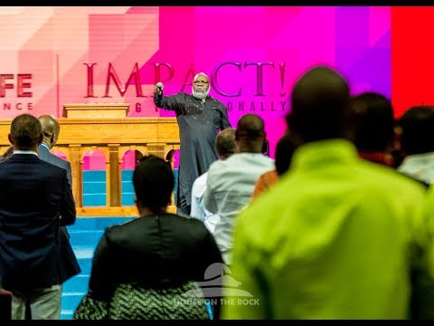 #SLC2019  Bishop T D Jakes  God's Giving You A Place