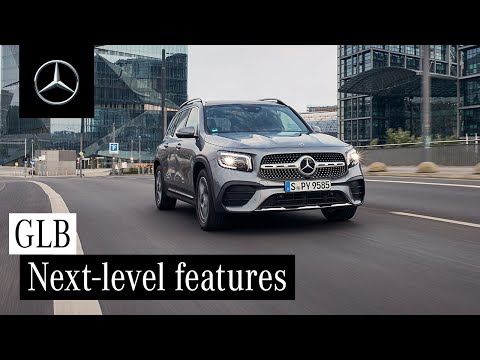Next Level Features | Safety and Assistance in the New GLB
