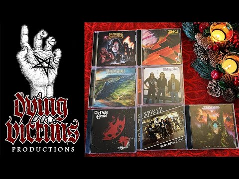 Metal Mailbox #33 -  Dying Victims Productions