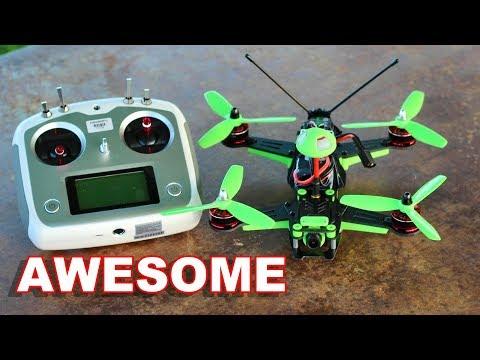 Awesome RTF Race Drone (4S) - KingKong Race 230 FPV Acro Racing - TheRcSaylors - UCYWhRC3xtD_acDIZdr53huA