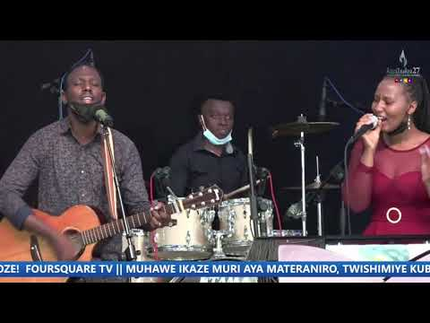 LIVE // FOURSQUARE TV // '' SUNDAY FIRST SERVICE ''  With Rev. Pastor Nathan TAREMWA 11.04.2021