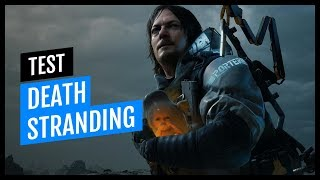 Vidéo-Test : TEST | DEATH STRANDING PS4 FR