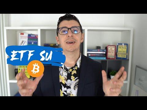 ETF su Bitcoin per investire dal proprio Home banking (ETC/ETN)