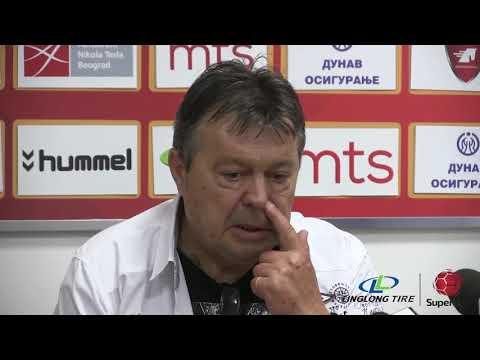 Linglong Tire Super liga 2019/20 - 6.Kolo: Izjave trenera nakon meča RADNIČKI NIŠ – SPARTAK ŽK