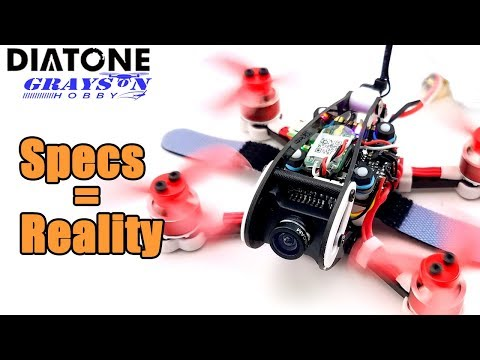 Diatone GTR90  - The New Standard for micro FPV 2 inch Prop Drone Racer | Review | Unboxing - UCf_qcnFVTGkC54qYmuLdUKA