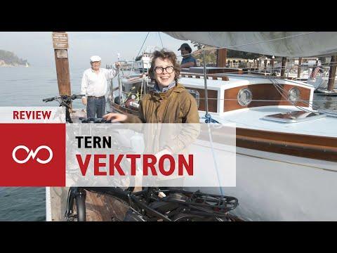 Review: Tern Vektron Electric Folding Bike (2021)