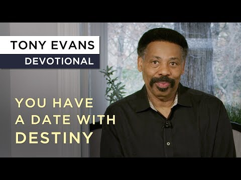 God Can Redeem the Time   Devotional by Tony Evans