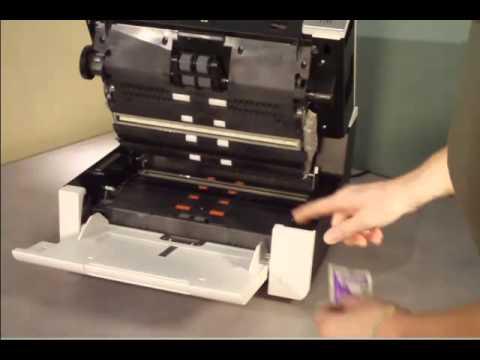 Kodak i2900-i3000 Scanner - Clean Imaging Guides Preview