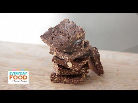 No-Bake Triple-Chocolate Brownie - Everyday Food with Sarah Carey