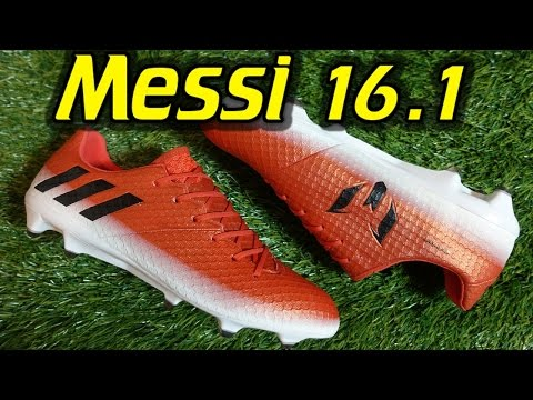 93a9e530c2a38 Adidas Messi 16.1 (Red Limit Pack) - Review + On Feet