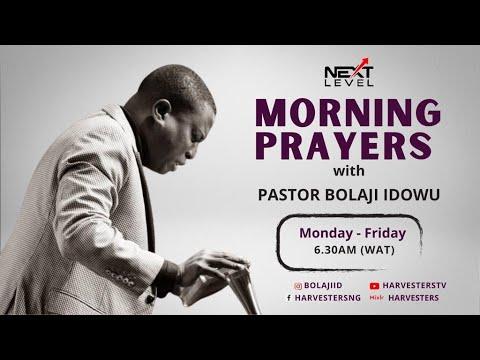 Next Level Prayer   Pst Bolaji Idowu  12th March 2021