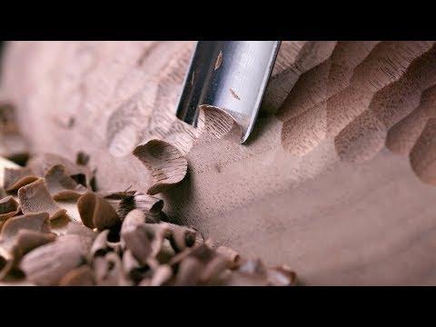 DIY Wooden Bowl