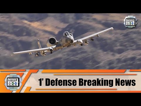 Northrop Grumman awarded contract for A-10 Aircraft Structural Integrity Program