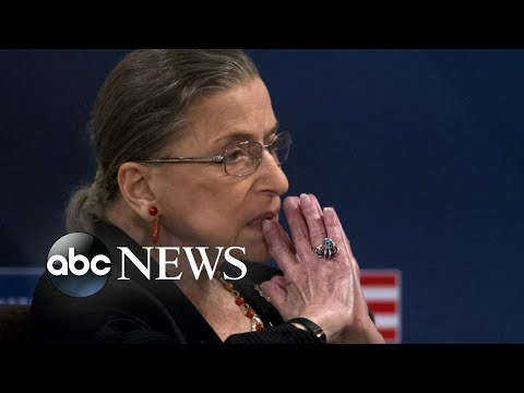 Remembering Supreme Court Justice Ruth Bader Ginsburg | WNT
