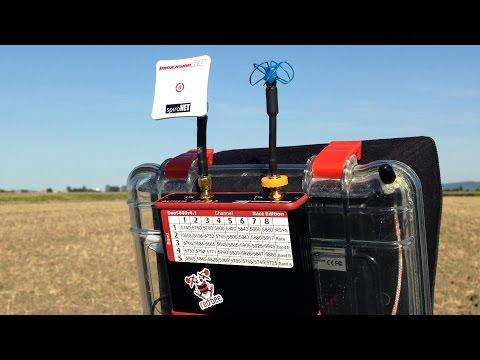 Immersion RC SpiroNet 8dBi RHCP Mini Patch Antenna - UCBF0iB96_xWzlVc_17vlCTA