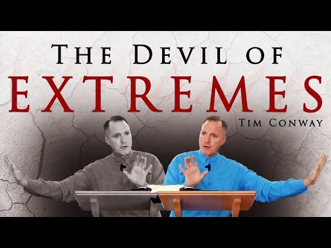 The Devil of Extremes - Tim Conway