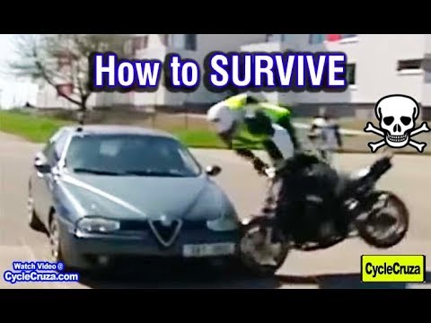 3 Dangerous Aspects to Motorcycle STREET Riding | How to Ride Motorcycle