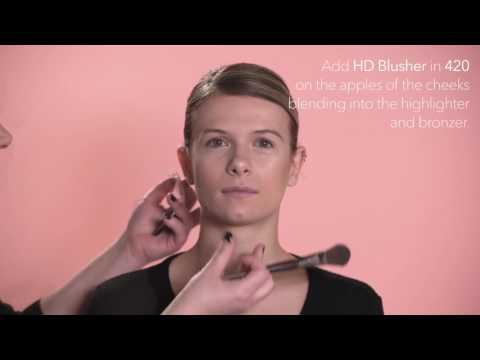 debenhams.com & Debenhams Discount Code video: How to: Bridal Beauty with Make Up For Ever