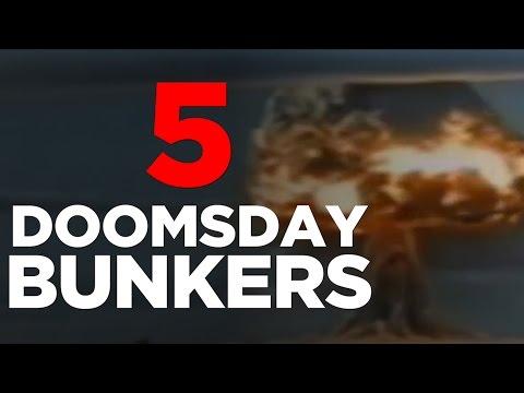 5 Doomsday Bunkers