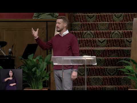 Sermon - 11/01/2020 - Pastor Ben Anderson - Christ Church Nashville