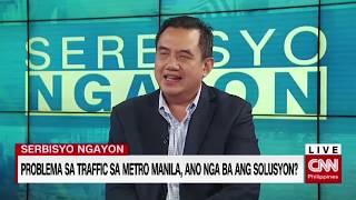 Problema sa traffic sa Metro Manila, ano nga ba ang solusyon?