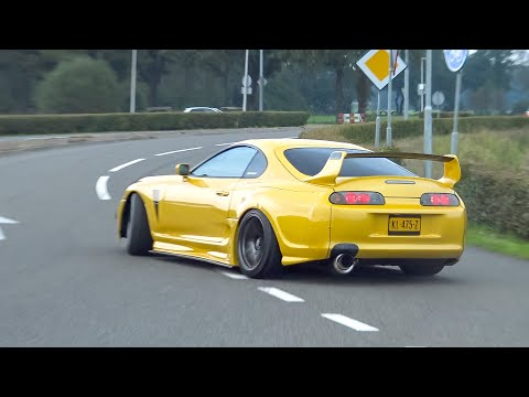Tuner Cars Accelerating - G-Power M8, Stage 2 Turbo S, iPE M6 V10, Supra Mk4, Fabspeed GT4, RS6 C7