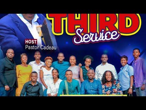 LIVE // Sunday 3rd Service 20.06.2021