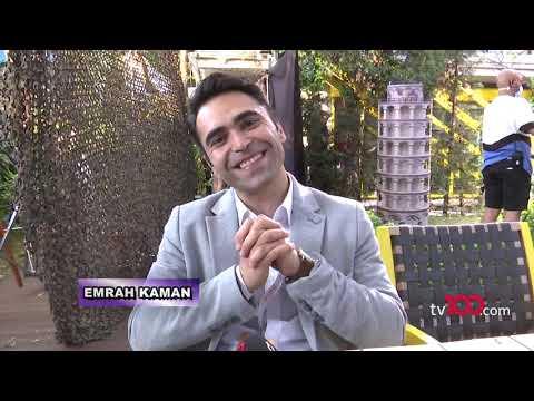 Aile Şirketi'nin başrol oyuncusu Emrah Kaman'la eğlenceli röportaj
