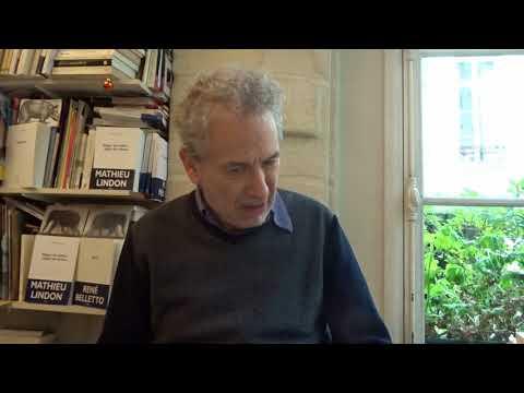 Vidéo de Mathieu Lindon