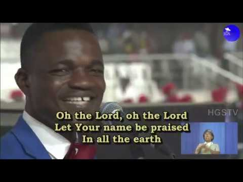 POWERFUL PRAISE RCCG JANUARY 2020 HOLY GHOST SERVICE   LET THERE BE LIGHT