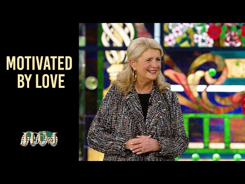 Motivated by Love  Cathy Duplantis