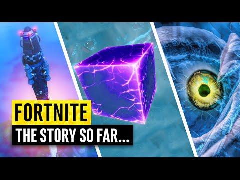 OUTDATED Fortnite | The Story So Far... All Live Events and Cinematics (Season 3 – Season 9) - UC-KM4Su6AEkUNea4TnYbBBg