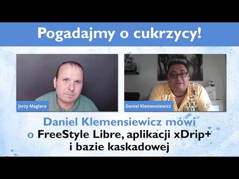 Pogadajmy o cukrzycy - NA ŻYWO - gość specjalny - Daniel Klemensiewicz