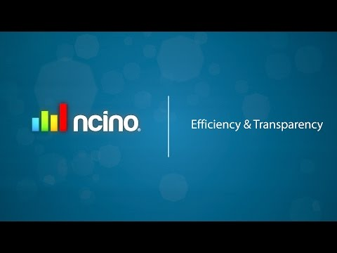 Efficiency & Transparency with nCino