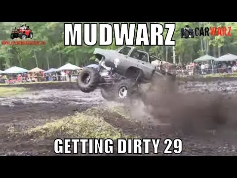 MUDWARZ - GETTING DIRTY VOL 29 - MUD BOG ACTION