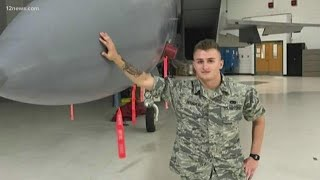 Airman shot and killed while allegedly breaking into Phoenix apartment remembered