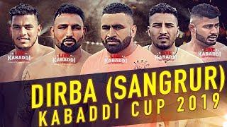 ?LIVE - Dirba (Sangrur) Kabaddi Cup 2019 | LIVE KABADDI